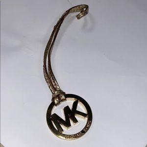 MK Michael Gold Kors Key Purse Fob